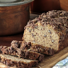 Low Carb, Classic Banana Bread