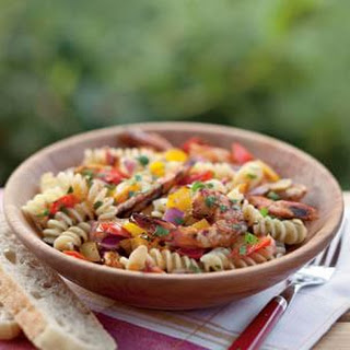 Smoky Shrimp & Pasta Salad