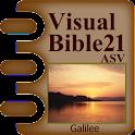 Visual Bible 21 ASV icon