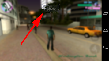 Screenshot of JCheater: GTA III & VC Edition