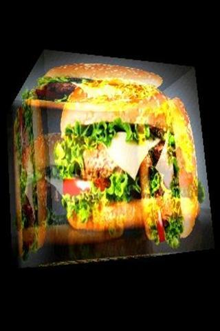 三維大漢堡