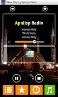 Screenshot of Pakistan Radio