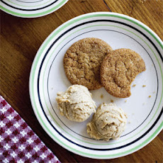 Bacon-Fat Gingersnaps