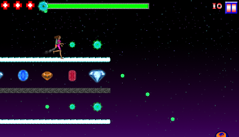 Screenshot of Jetpack Jumper