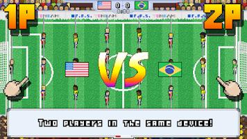 Screenshot of World Pixel Cup LITE
