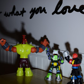 do what you love.... by Lorraine D.  Heaney - Artistic Objects Toys