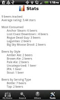 Screenshot of Beer + List, Ratings & Reviews