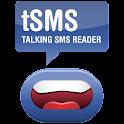 Говорящее SMS Reader icon