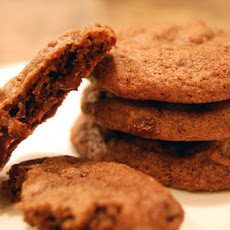 Mocha Chocolate Chip Cookies