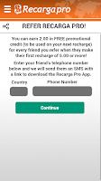 Screenshot of Recarga Pro - Instant TopUps