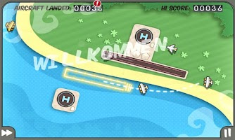 Screenshot of Flight Control Demo