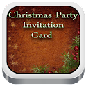 Christmas Party InvitationCard icon