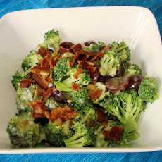 Jackie's Broccoli Salad