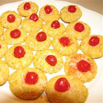 Evelyn's Cornflake Cookies