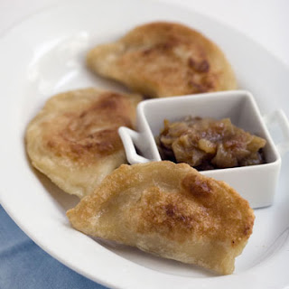 Pierogi (Potato and Mushroom Sauerkraut)