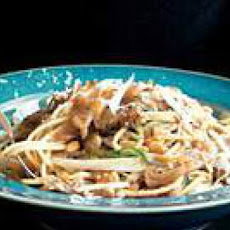 Fennel-and-Onion Spaghetti
