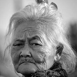 face by Haris Fallin - People Portraits of Women