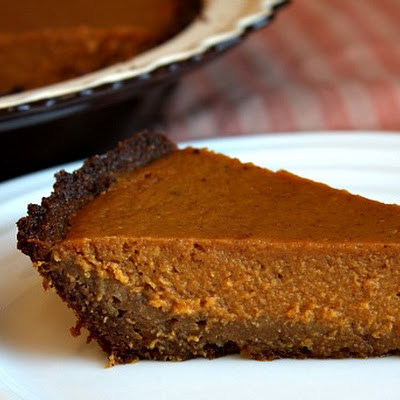 Ginger- Pumpkin Pie