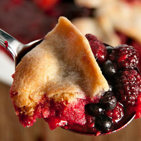 Basic Berry Cobbler