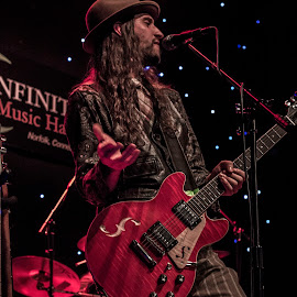 Steve at Infinity by Will Gangi - People Musicians & Entertainers (  )