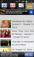 Screenshot of Punjabi Songs Videos & News