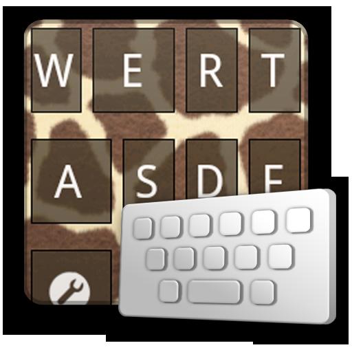 AnimalGiraffe keyboard skin file APK Free for PC, smart TV Download