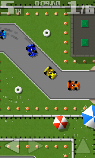 Retro Racing - Premium - screenshot