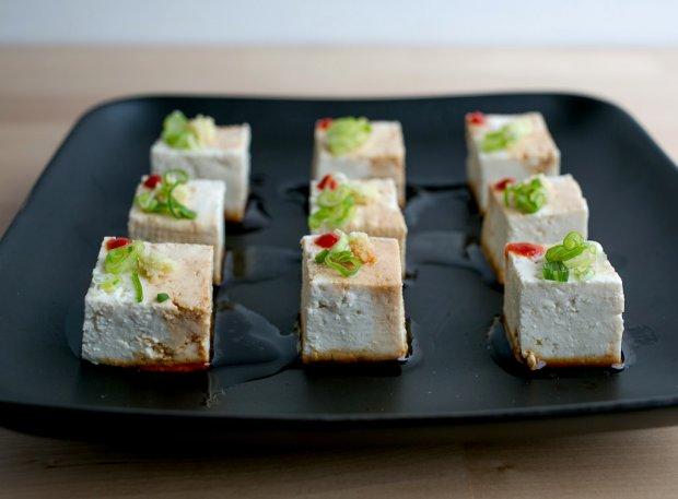 Yakko Tofu Bites Recipe | Yummly