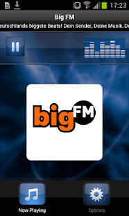 Big FM - screenshot