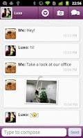 Screenshot of Go!Chat for Yahoo! Messenger