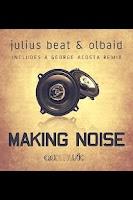 Screenshot of Making Noise George Acosta Mix