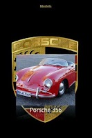 Screenshot of Porsche Encyclopedia