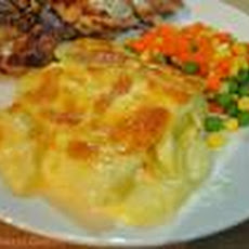 Scalloped Potato Gratin