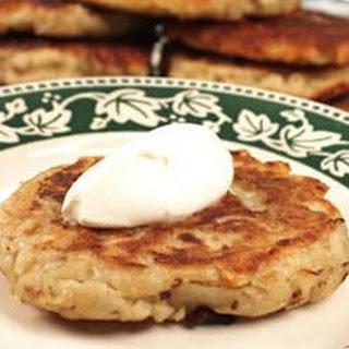 Potato Pancakes Pancake Mix Recipes