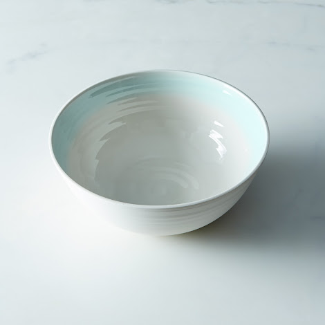Brushstroke Serving Bowl