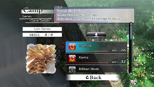 CHAOS RINGS - screenshot