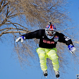 Daniel Bergeson @BergesonDanny #CrashedIce © 2014 Boucerman Photography by Thomas Nelson - Sports & Fitness Other Sports