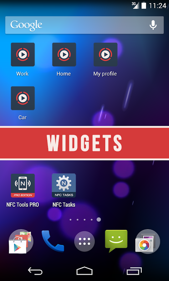 NFC Tools - Pro Edition Screenshot 3