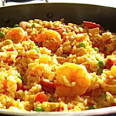 Paella in a Hurry:p