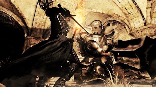 PS4-exclusive Dark Souls title rumours floating around
