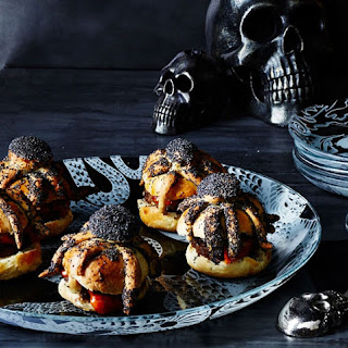 Creepy Crawly Spider Sliders