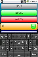 Screenshot of Associa Parole