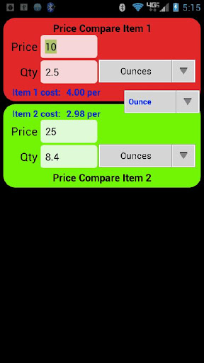 EZ Price Compare