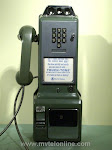 Paystations - Western Electric 1234G  Green