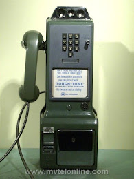Paystations - Western Electric 1234G  Green 1
