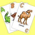 ABC Animal Cards icon