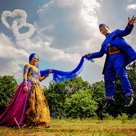 Bayu by Mursyid Alfa - Wedding Bride & Groom