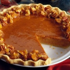 Molasses-and-Spice Pumpkin Pie