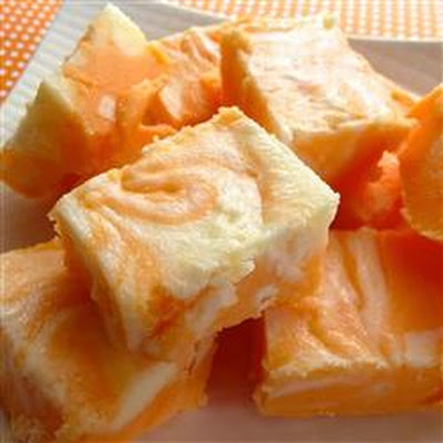 Orange Cream Fudge
