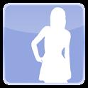シンプル生理日予測ウィジェット icon